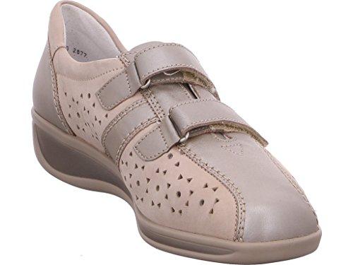 ara 12-36387-12, Ballerine donna (4 32°taupe/cemento)