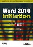 Word 2010 Initiation...