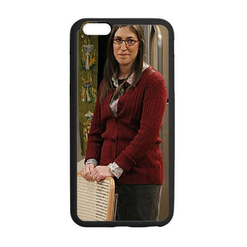 The Big Bang Theory Amy Custom Coque iphone 7 Case Protector Coque iphone Case Cover pour Coque iphone7 Case(4.7Inch)Cas De Téléphone, Coques iphone