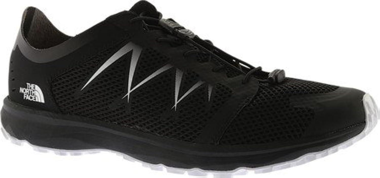 The North Face Litewave Flow Lace Shoes Men TNF Black/TNF White 2017 Schuhe