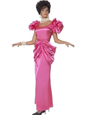 Dynasty Diva Fancy Dress Costume Size 16-18 L Ladies (1980S)