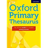 Oxford Primary Thesaurus Paperback: Export Edition