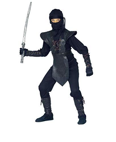 Enter-Deal-Berlin Kinderkostüm Jungen Ninja Größe 140 cm