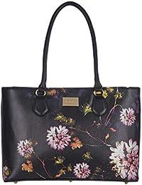 Satya Paul Women's Tote Bag (Black)