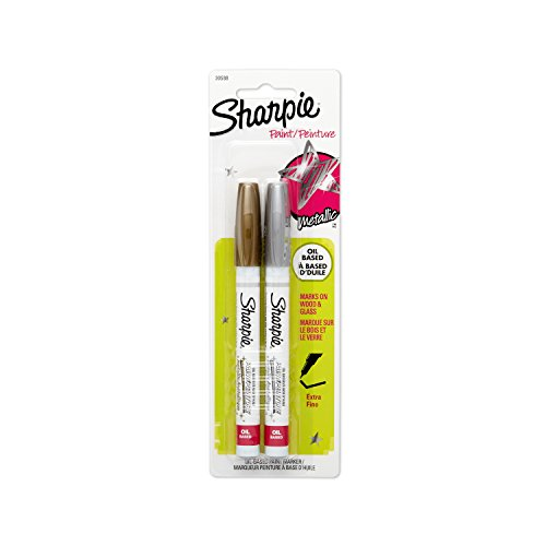 sharpie-extra-fine-oil-based-paint-markers-2-pkg-gold-silver