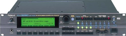 Price comparison product image Roland XV5080 128-Voice synthesizer Module