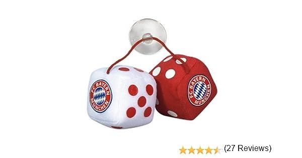 FC Bayern Munich Lucky Fluffy D/és pour voiture