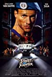 STREET FIGHTER - JEAN CLAUDE VAN DAMME - Imported Movie Wall Poster Print - 30CM X 43CM Brand New