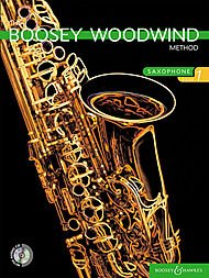 Boosey and Hawkes The Boosey Woodwind Method (Saxophon - Buch 1) Konzertband von Chris Morgan