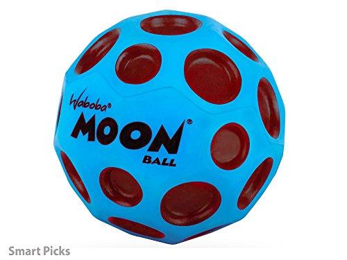 Smart Picks Smart Picks Moon ball _BLUE&RED
