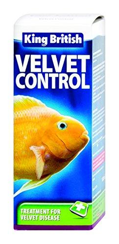 King British Velvet Control, 100 ml 1