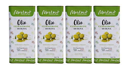 20 L Extra Natives Olivenöl 100{42eb007b243f865137d768550165331fb600457897ed2b49181bd4ace52c16b6} Italien (4x 5L Kanister) Oliven Öl