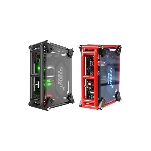 Smoant RABOX 100W Box Mod Akkuträger Farbe Schwarz