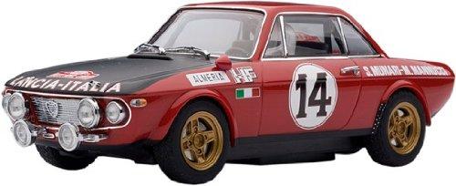 AutoArt 13551 Lancia Fulvia 1.6HF Rally 1972 #14 Slotcar im Maßstab 1:32 1 32 Maßstab Autos