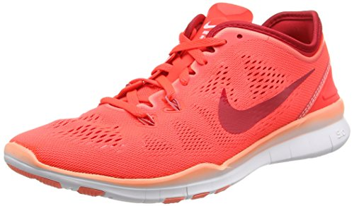 Nike Damen Wmns Free 5.0 TR Fit 5 Hallenschuhe, Orange