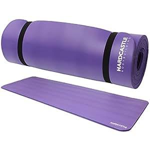 Hardcastle 15mm Exercise/Yoga/Pilates Mat - Purple