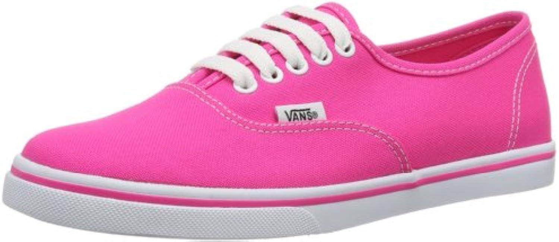 Vans U AUTHENTIC LO PRO NEON PINK GLO VT9NB9V Unisex Erwachsene Sneaker