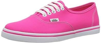 Vans Authentic Lo Pro Trainers Pink 3 UK