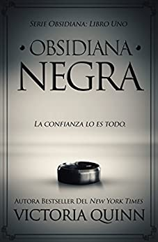 Obsidiana negra (Spanish Edition) by [Quinn, Victoria]