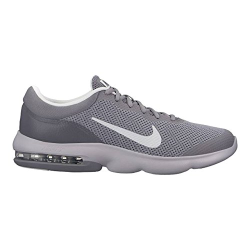Nike Herren Air Max Advantage Laufschuhe Grau (Gunsmoke/vast Grey/atmosphere 007)