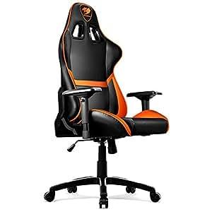Cougar - Cougar Armor Gaming Chair - orange