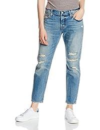 Levi's Vaquero 501 Ct Jeans For Women Denim W28L34