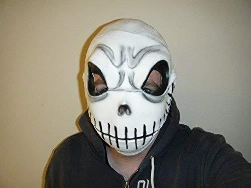 WRESTLING MASKS UK The Nightmare Before Christmas Universal Latex Maske ! (Before Christmas-maske Nightmare)