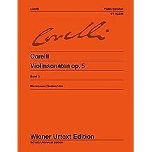 Sonate Per Violino E Pianoforte, Op. 5 (Wiener Urtext)