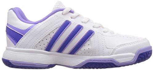 adidas Kinder Sportschuh Responce Approach K ftwr white/night flash s15/light flash purple s15
