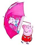 Peppa_Pig - Mochila Infantil Rosa Rosa Small