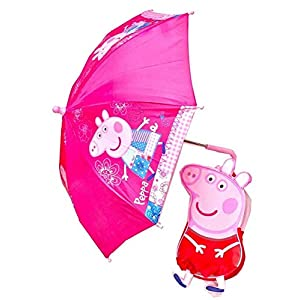 Peppa_Pig – Mochila Infantil Rosa Rosa Small