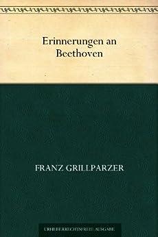 Erinnerungen an Beethoven von [Grillparzer, Franz]
