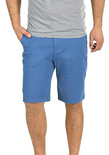 !Solid Lamego Herren Chino Shorts Bermuda Kurze Hose Aus Stretch-Material Regular Fit, Größe:XL, Farbe:Federal Blue (1414)