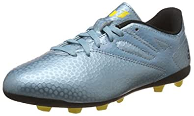 e4ea35405 adidas Messi 10.4 FG, Unisex Kids' Football Boots, Blue (matt Ice Met
