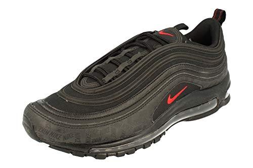 Nike Herren Air Max 97 Fitnessschuhe Mehrfarbig University Red/Black 001, 44 EU