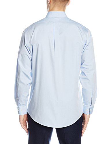 Brooks Brothers Herren Hemden mit Lockerem Schnitt Blue (AZZURRO)