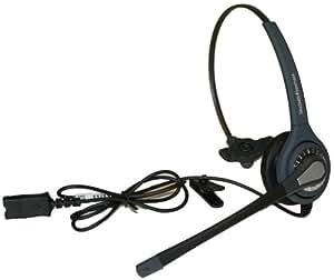 Streamline ProVX-M casque téléphonique compatible avec Alcatel IP et téléphones numériques
