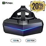 Pimax 5K+ VR-Brille, schwarz