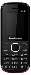 Karbonn K45+ (Black-Red)