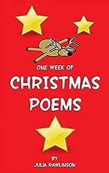 One Week of Christmas Poems (One Week of Poems Book 1)