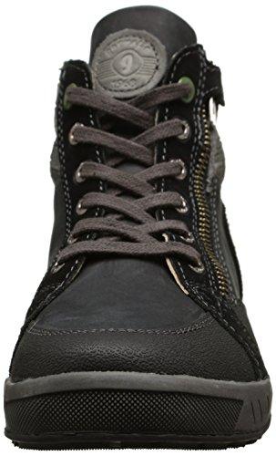 Garvalin Wingan.h Jungen Sneaker - Noir (GALERA y SERRAJE)
