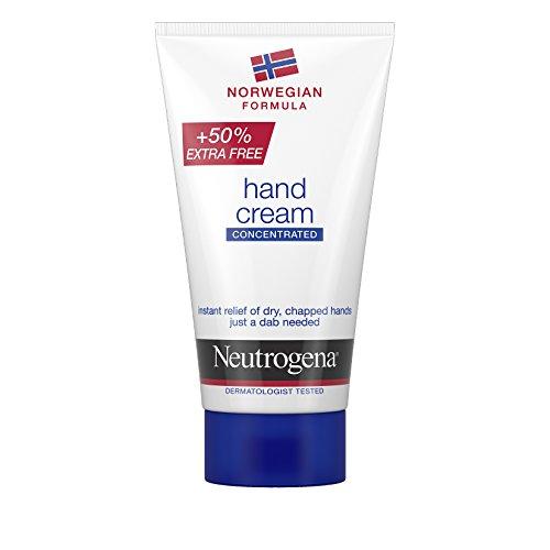 Neutrogena Crema de Manos Hidratante Con Perfume