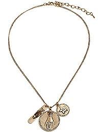 PengGengA Vintage Collares Larga Collar Para Mujer