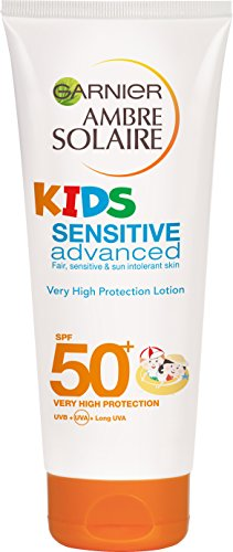 Price comparison product image Garnier Ambre Solaire Kids Sensitive Advanced Protection Lotion SPF50, 200ml