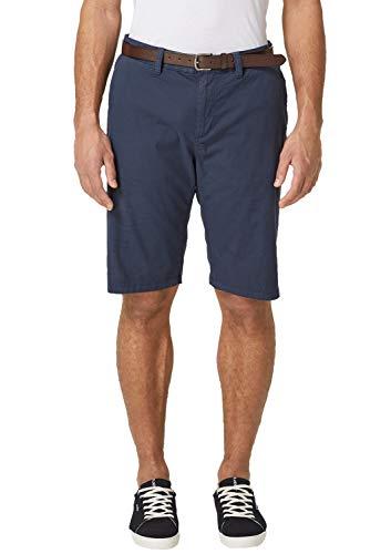s.Oliver Big Size Herren 15.904.74.3701 Shorts, Blau (Midnight 5798), W(Herstellergröße: 46)