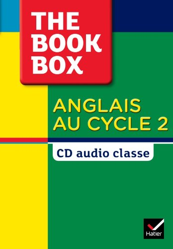 The Book Box - 1 Cd audio classe CP/CE1