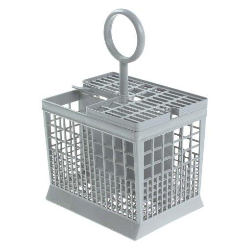 Neff Quadratischer Besteckkorb Geschirrspüler Cube Regal (Grau) -