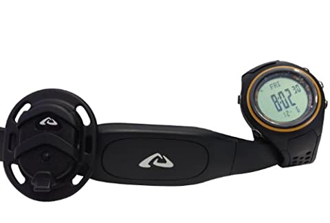 HIGH GEAR Axio Heart Rate Speed & Distance Workout Watch