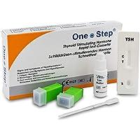 One+Step TSH Schilddrüsen Test - Selbsttest für Zuhause, 1 Stück preisvergleich bei billige-tabletten.eu