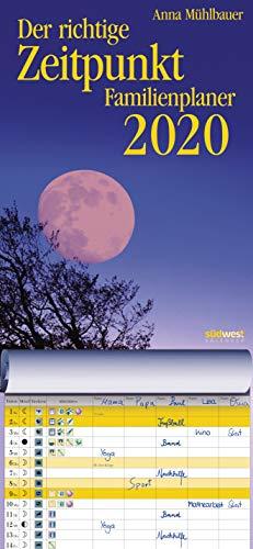 Der richtige Zeitpunkt 2020 Familienplaner